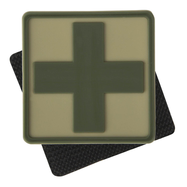 Emblemat Medyk - PVC Detal 2