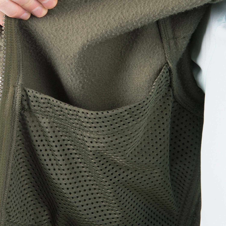 Bluza CUMULUS® - Heavy Fleece Detal 3