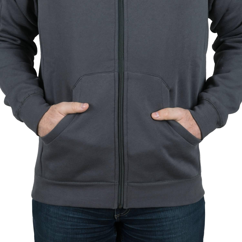 Bluza Urban Tactical Hoodie Lite (FullZip)® Detal 8