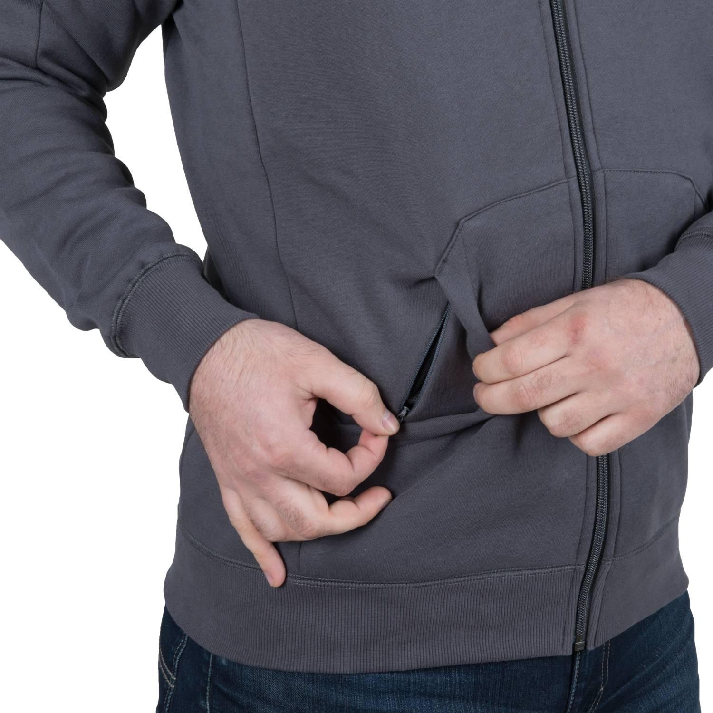 Bluza Urban Tactical Hoodie Lite (FullZip)® Detal 10
