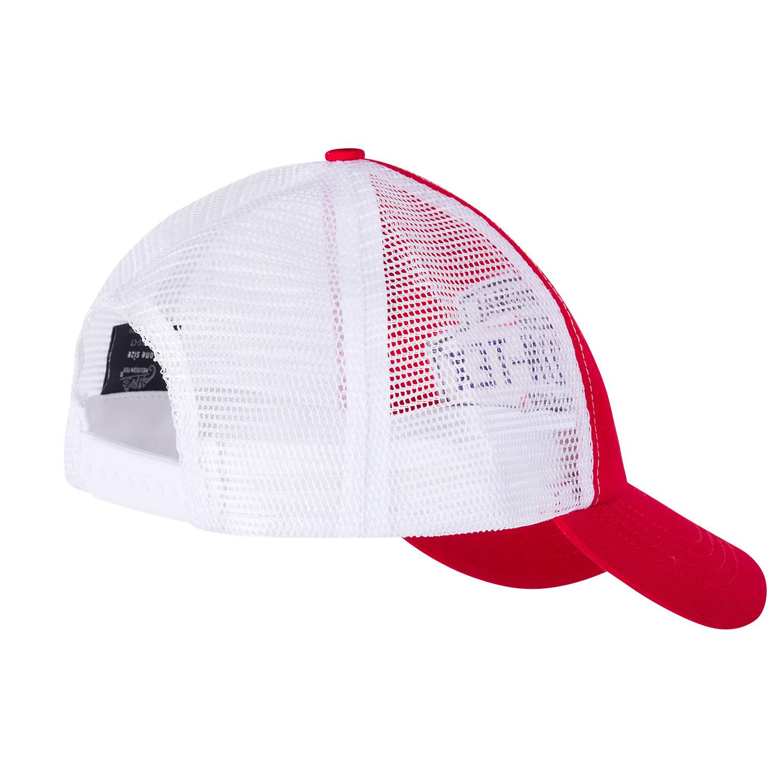 Czapka Trucker Logo Cap - Cotton Twill Detal 3