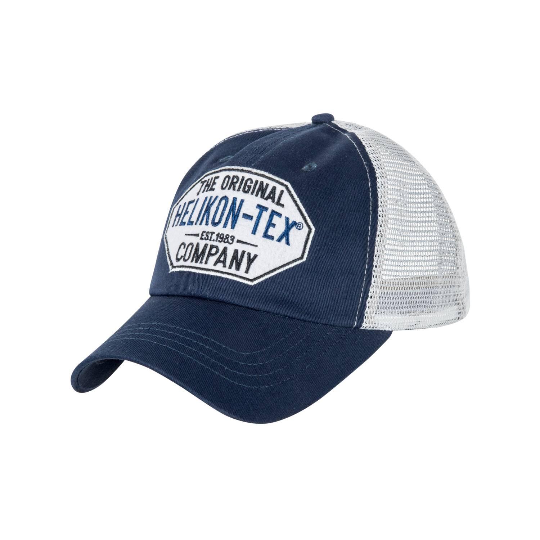Czapka Trucker Logo Cap - Cotton Twill Detal 2