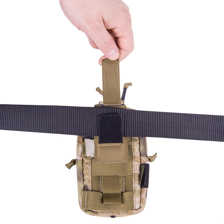 BMA Belt Molle Adapter 1® - Cordura® Detal 3