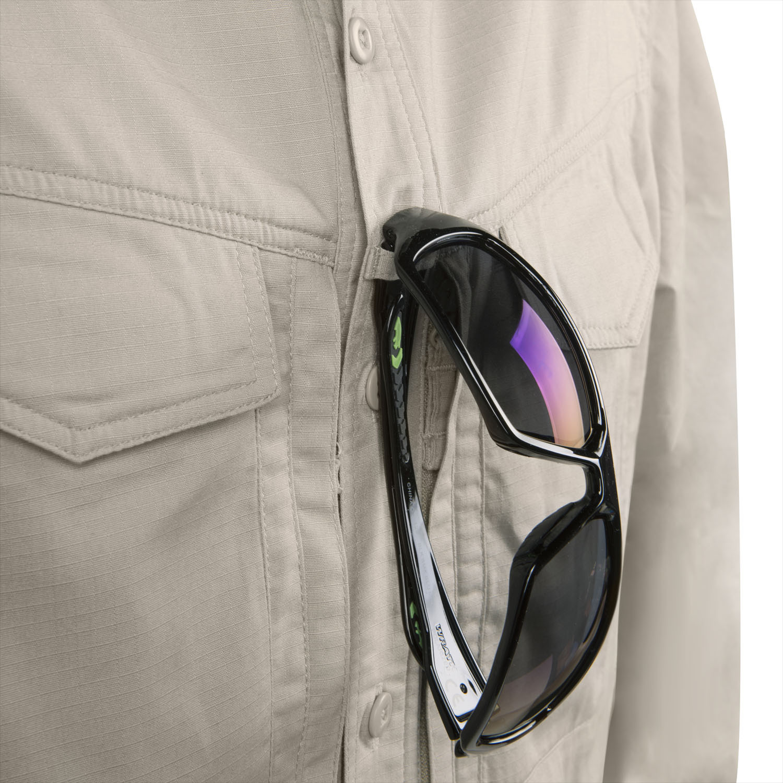 Koszula DEFENDER Mk2 long sleeve® - PolyCotton Ripstop Detal 3