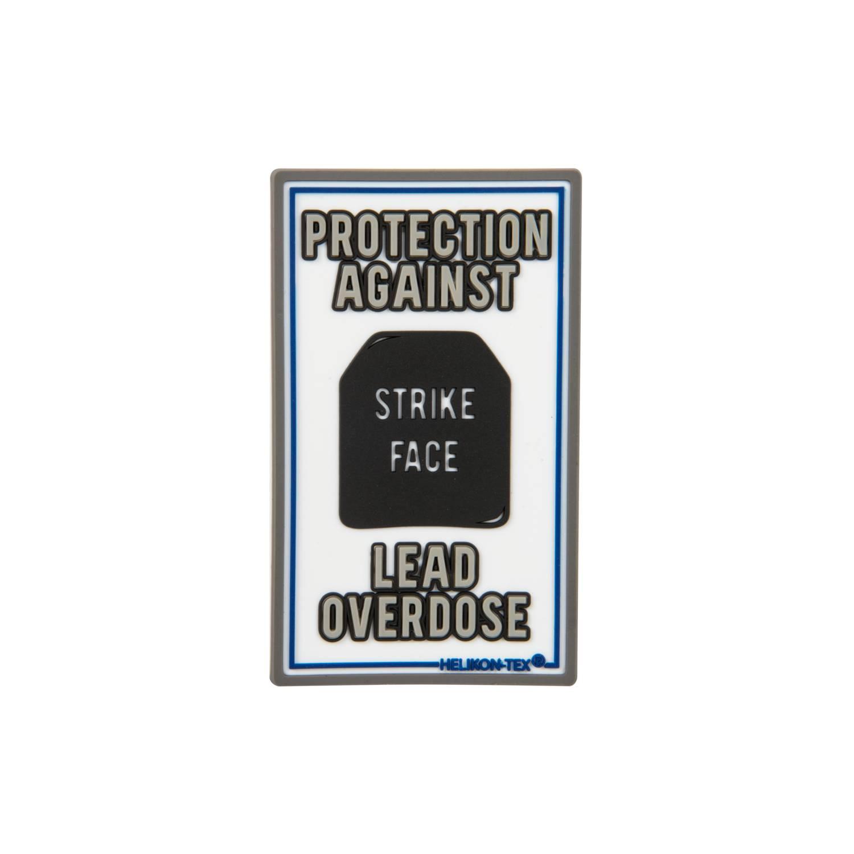 "Emblemat ""Lead Overdose"" Detal 2"