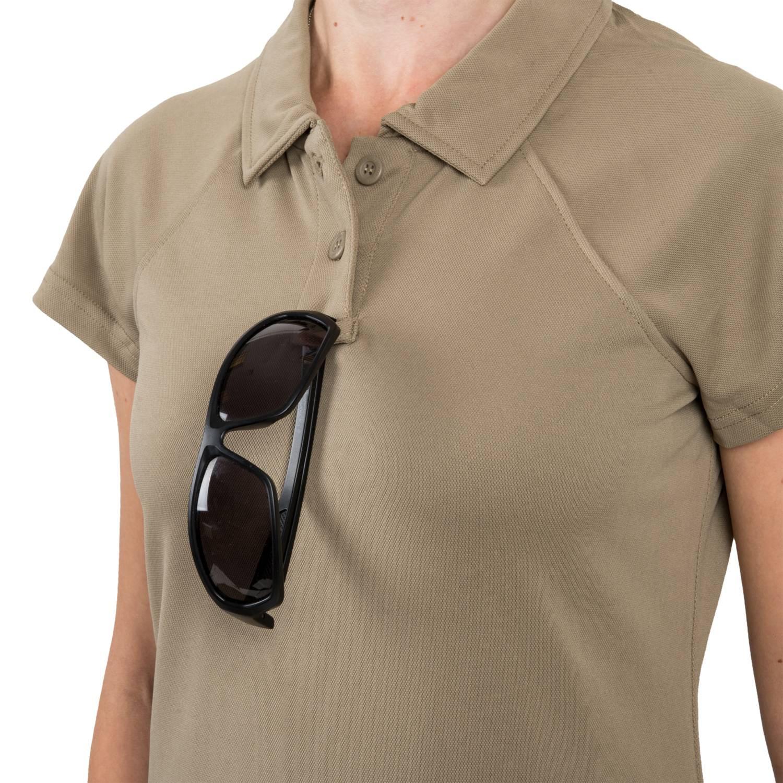 Women's UTL® Polo Shirt - TopCool Lite Detal 3