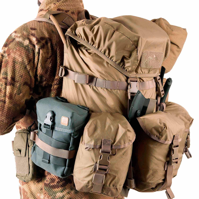 Plecak MATILDA Backpack® - Nylon Detal 5