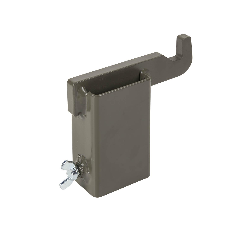 Hak mocujący SRT Target Mounting Hook®  - Hardox 600 Steel - Brown Grey Detal 3