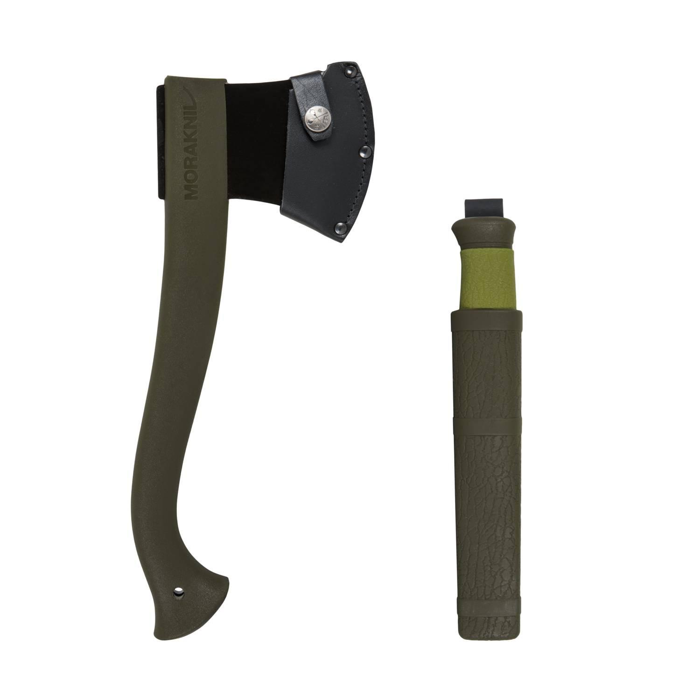 Zestaw Nóż i Toporek Morakniv® Outdoor Kit MG Detal 2