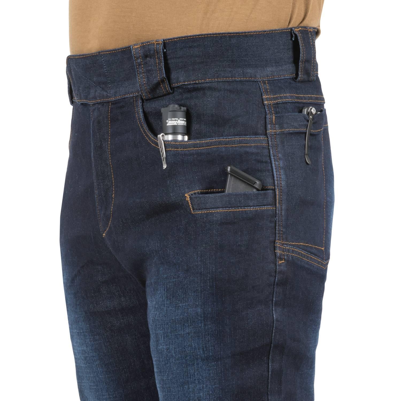 Spodnie GREYMAN TACTICAL JEANS® - Denim Mid Detal 5