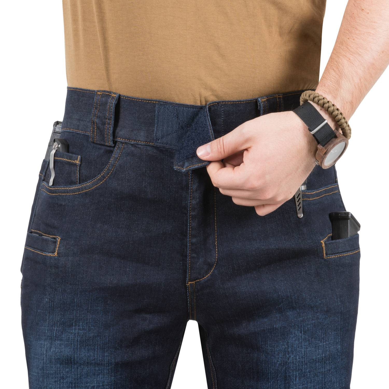 Spodnie GREYMAN TACTICAL JEANS® - Denim Mid Detal 7