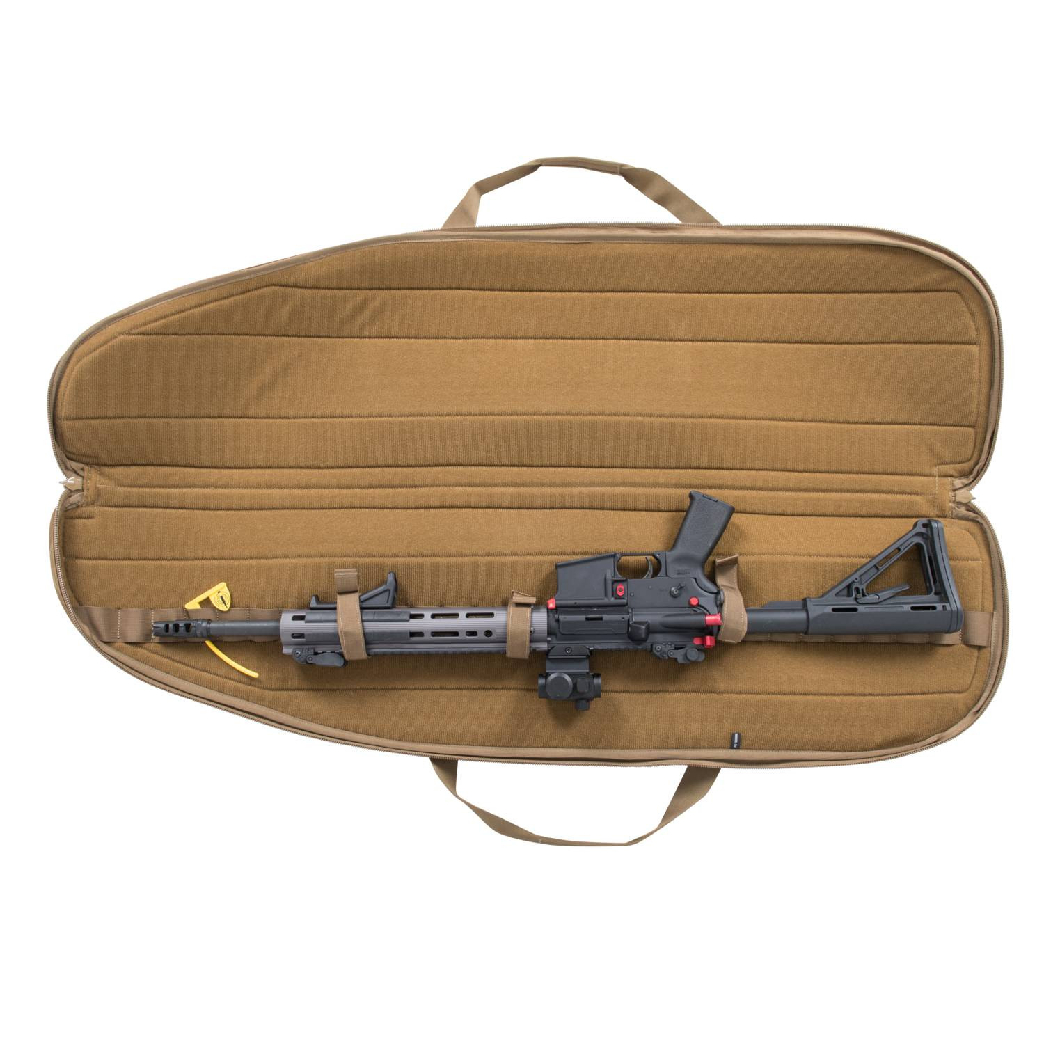 Pokrowiec Basic Rifle Case Detal 4