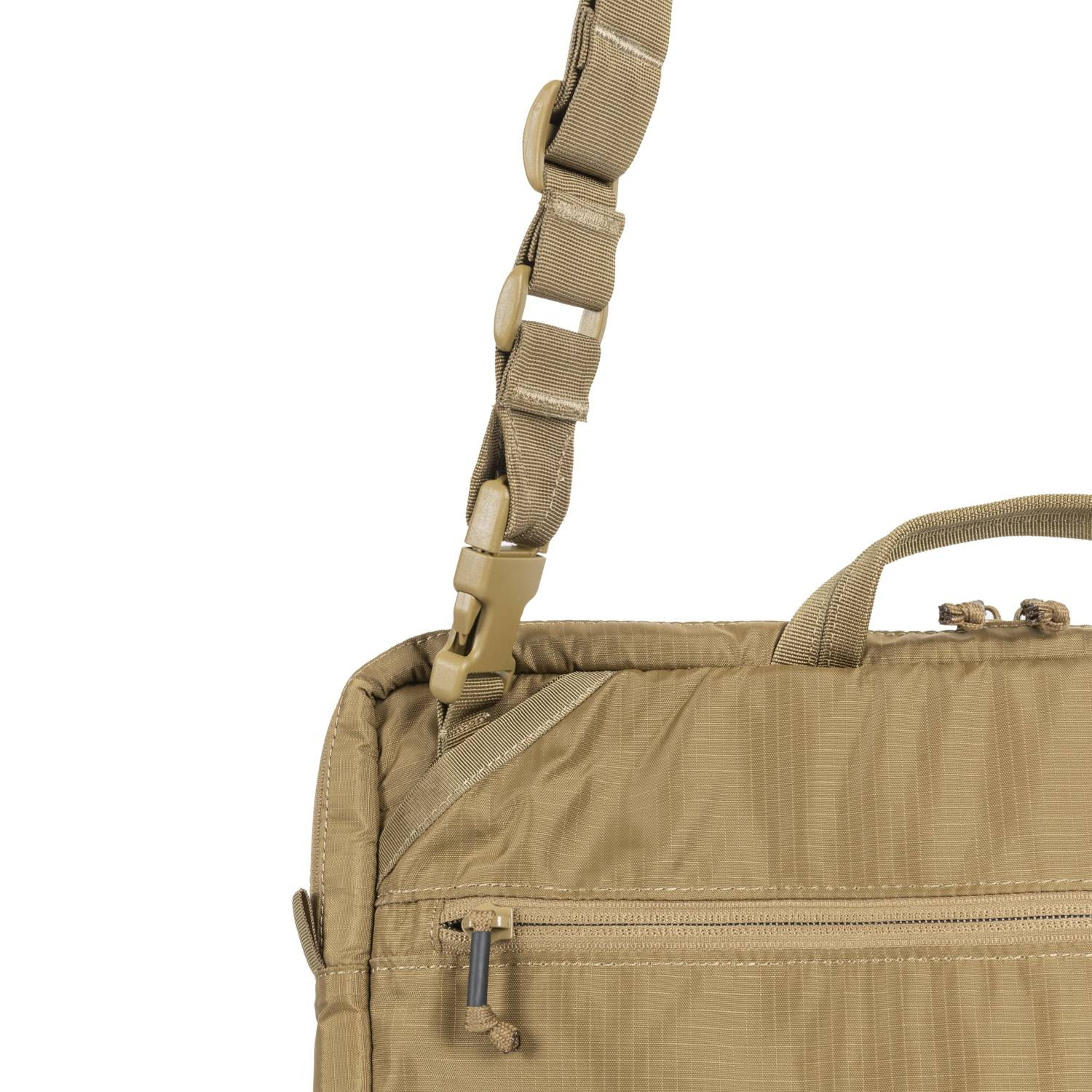 Torba Laptop Briefcase - Nylon Detal 10