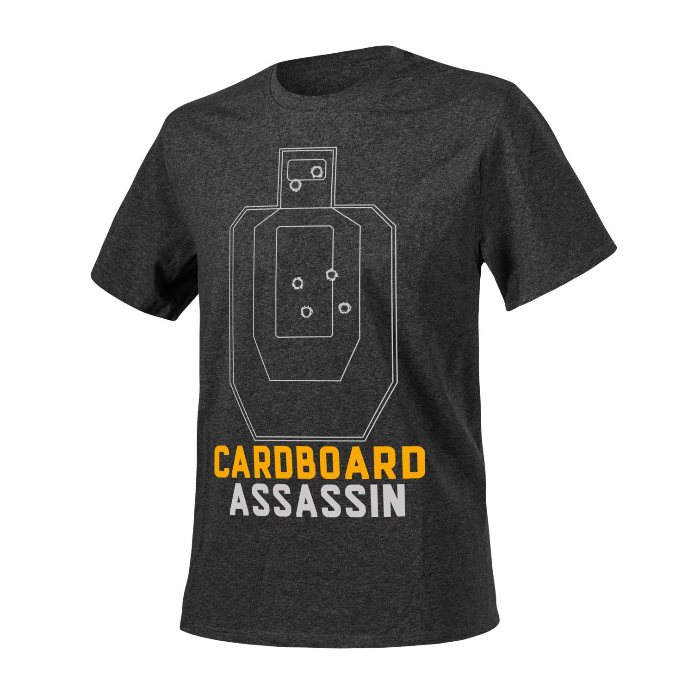 T-Shirt (Cardboard Assassin) Detal 2