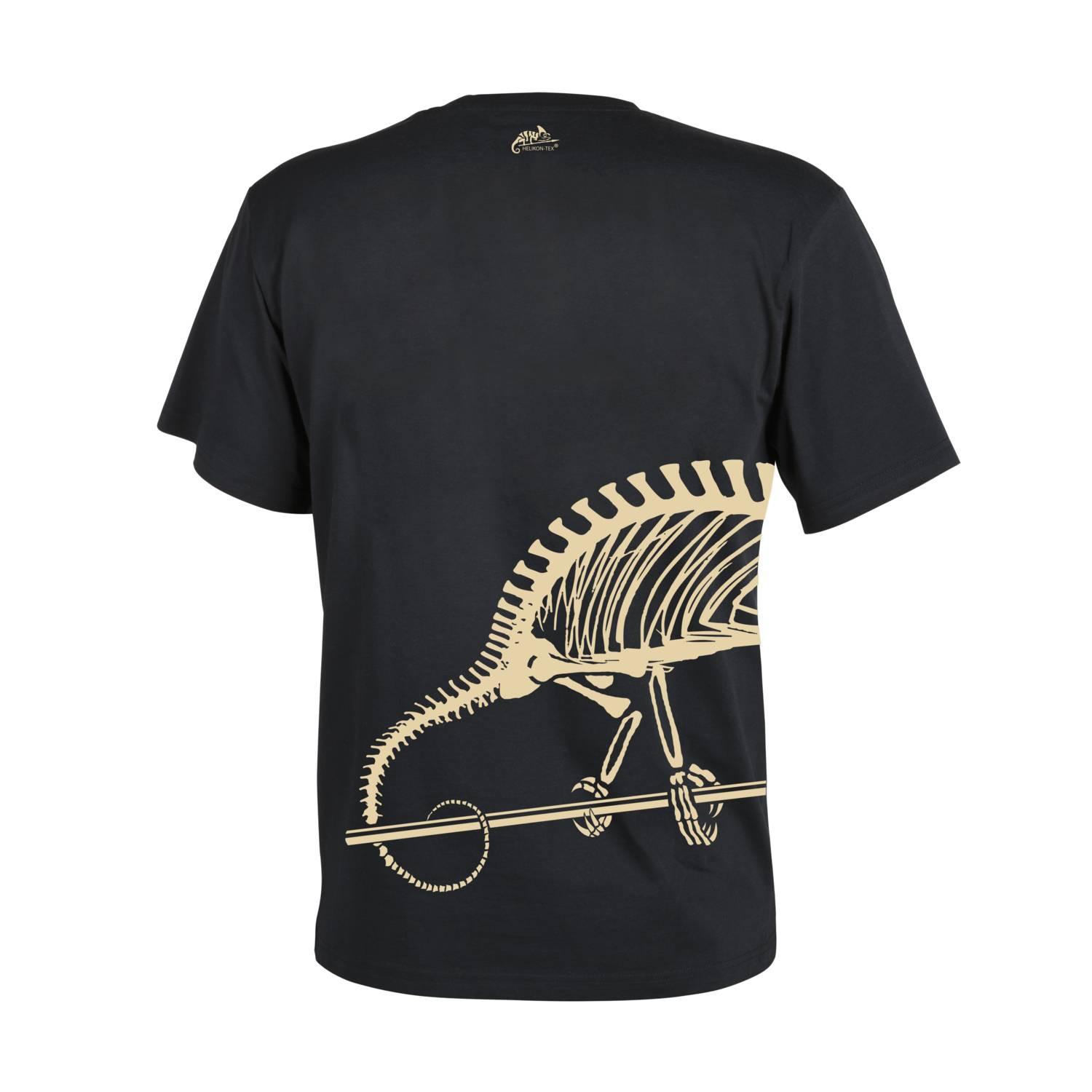 T-Shirt (Full Body Skeleton) Detal 3