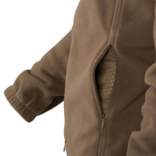 Bluza Damska CUMULUS® - Heavy Fleece Detal 7