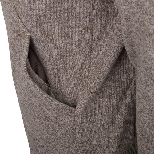 Bluza Covert Tactical Hoodie (FullZip)® Detal 5