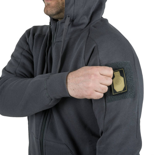 Bluza Urban Tactical Hoodie Lite (FullZip)® Detal 6