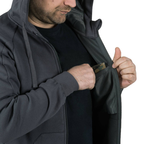 Bluza Urban Tactical Hoodie Lite (FullZip)® Detal 9