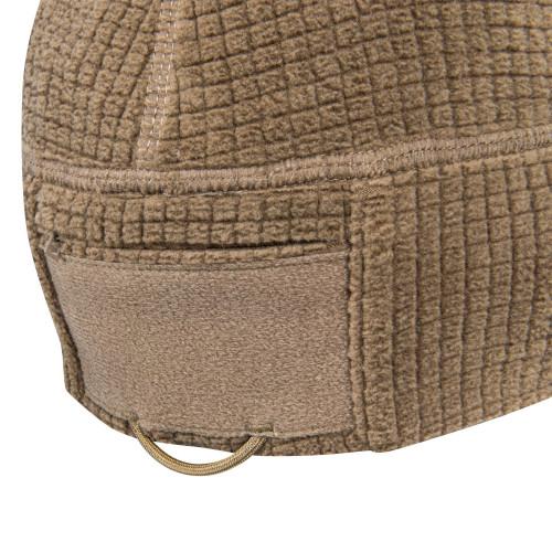 Czapka RANGE Beanie® - Grid Fleece Detal 2