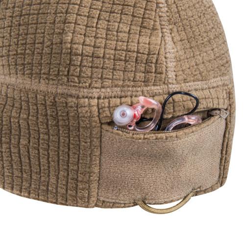 Czapka RANGE Beanie® - Grid Fleece Detal 6