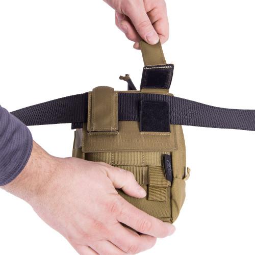 BMA Belt Molle Adapter 3® - Cordura® Detal 5