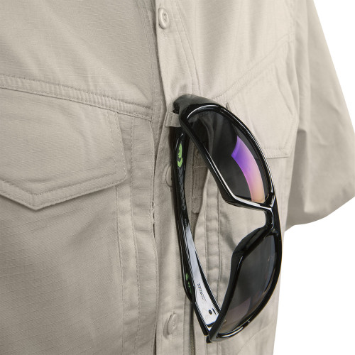 Koszula DEFENDER Mk2 short sleeve® - PolyCotton Ripstop Detal 6