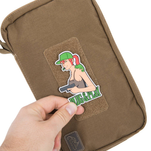 Pokrowiec Mini Service Pocket® - Cordura® Detal 6