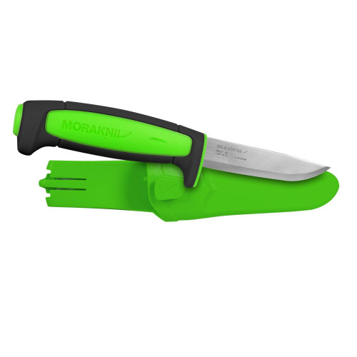 Nóż Morakniv® BASIC 511 - Carbon Steel Detal 1