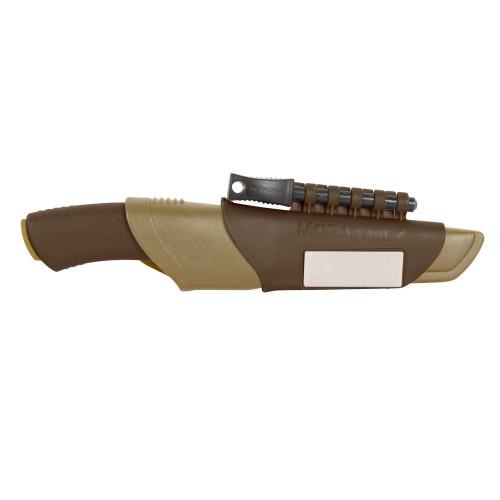 Nóż Morakniv® Bushcraft Survival  - Stainless Steel Detal 11
