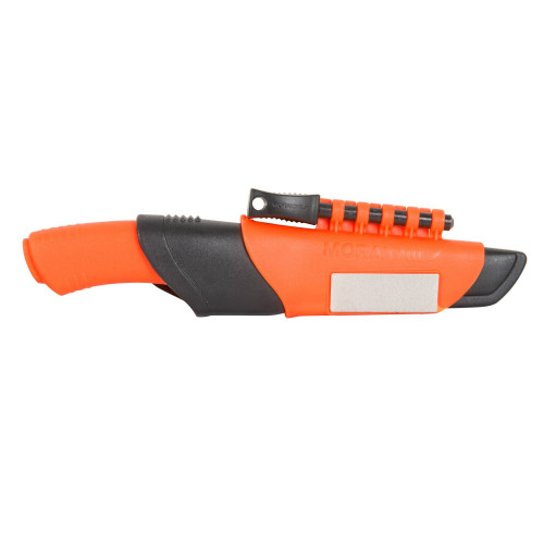 Nóż Morakniv® Bushcraft Survival Orange - Stainless Steel Detal 5