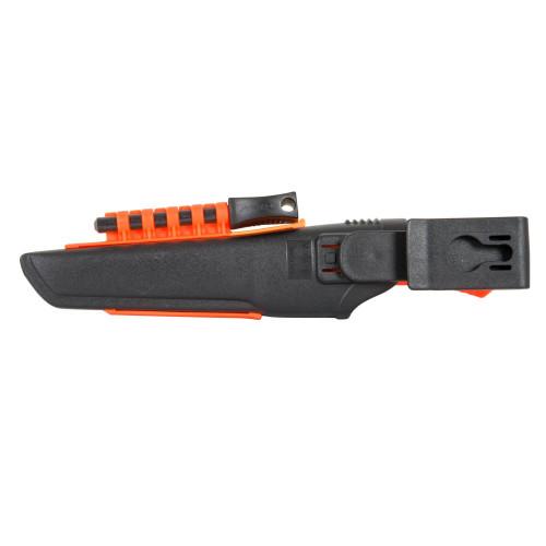 Nóż Morakniv® Bushcraft Survival Orange - Stainless Steel Detal 7
