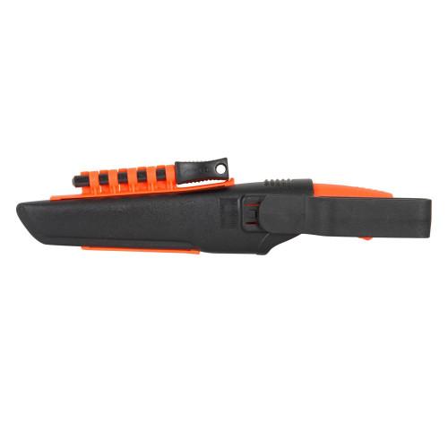 Nóż Morakniv® Bushcraft Survival Orange - Stainless Steel Detal 9