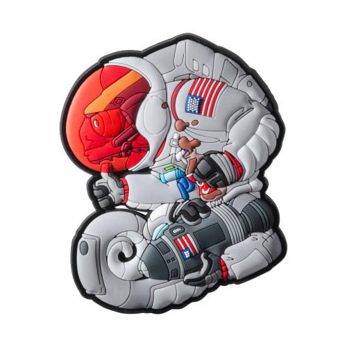 Emblemat Chameleon Apollo Armstrong Detal 1