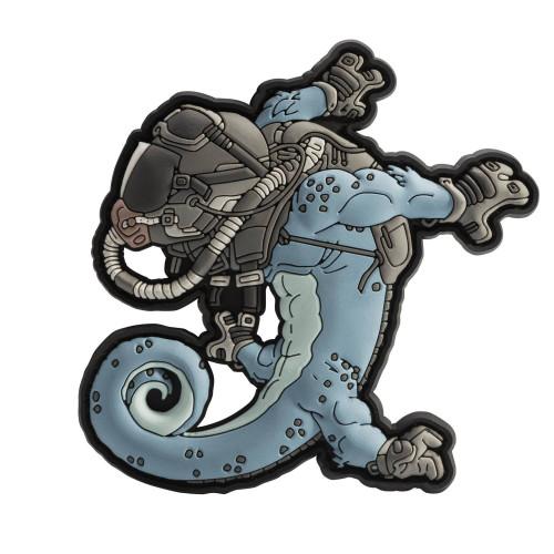 Emblemat Halo Chameleon Detal 1