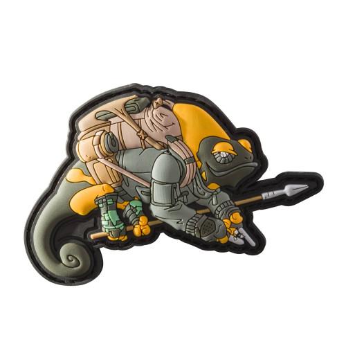 Emblemat Chameleon Outback Exclusive Detal 1