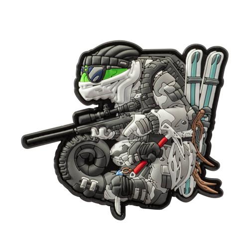 Emblemat Chameleon Winter OPS Detal 1