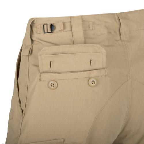 Krótkie Spodnie CPU® - Cotton Ripstop Detal 7