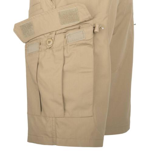 Krótkie Spodnie CPU® - Cotton Ripstop Detal 8