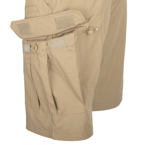 Krótkie Spodnie CPU® - Cotton Ripstop Detal 9