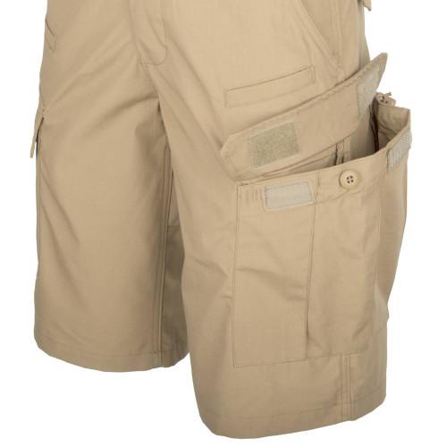 Krótkie Spodnie CPU® - Cotton Ripstop Detal 10