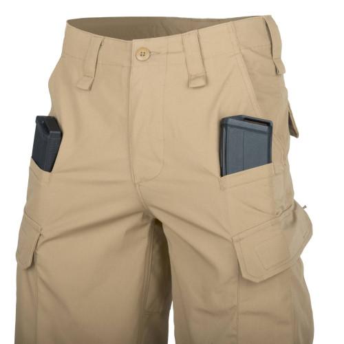 Krótkie Spodnie CPU® - Cotton Ripstop Detal 12