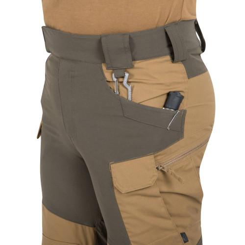 Spodnie HYBRID OUTBACK PANTS® - DuraCanvas® Detal 5