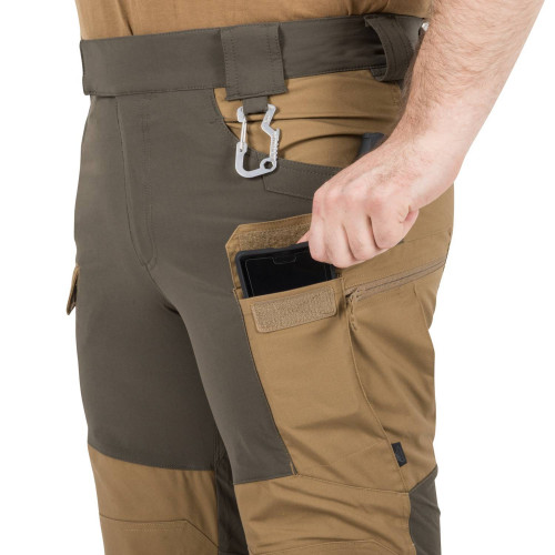 Spodnie HYBRID OUTBACK PANTS® - DuraCanvas® Detal 6