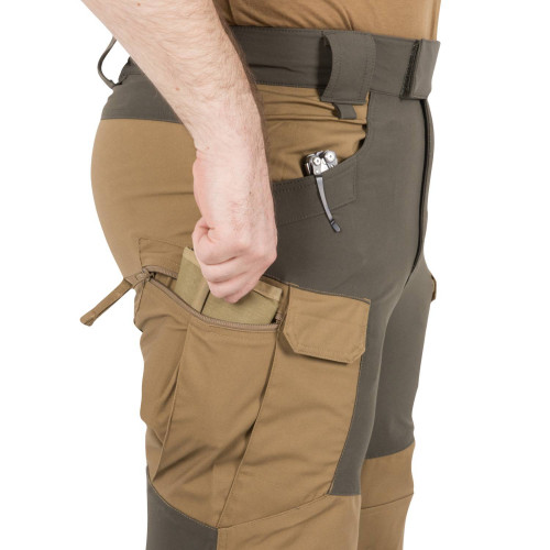 Spodnie HYBRID OUTBACK PANTS® - DuraCanvas® Detal 7