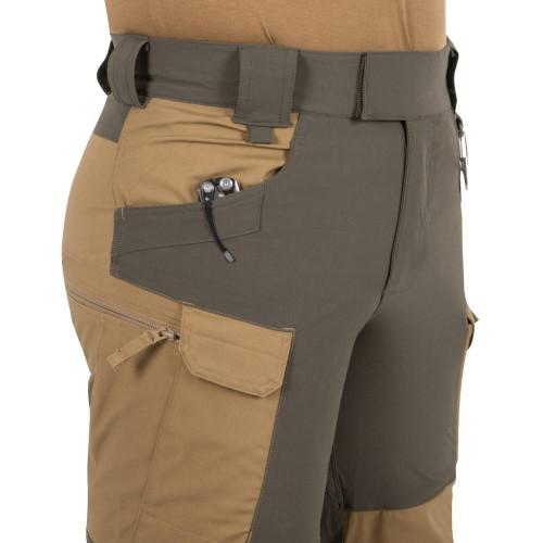 Spodnie HYBRID OUTBACK PANTS® - DuraCanvas® Detal 8