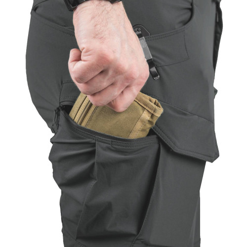 "Spodnie OTS (Outdoor Tactical Shorts®) 11""® - VersaStretch® Lite Detal 7"