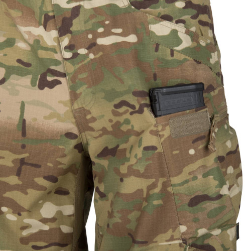 UTS® (Urban Tactical Shorts®) Flex 11 - NyCo Ripstop Detal 5