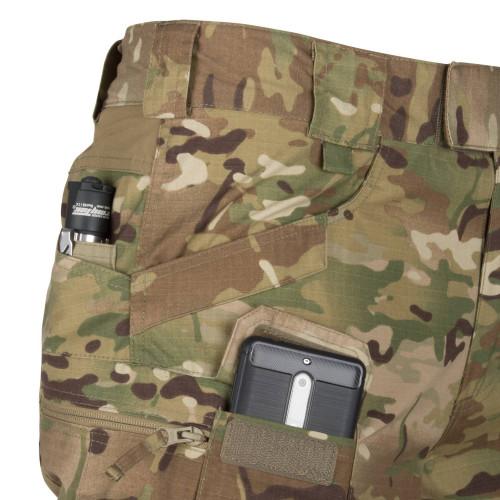 UTS® (Urban Tactical Shorts®) Flex 11 - NyCo Ripstop Detal 8