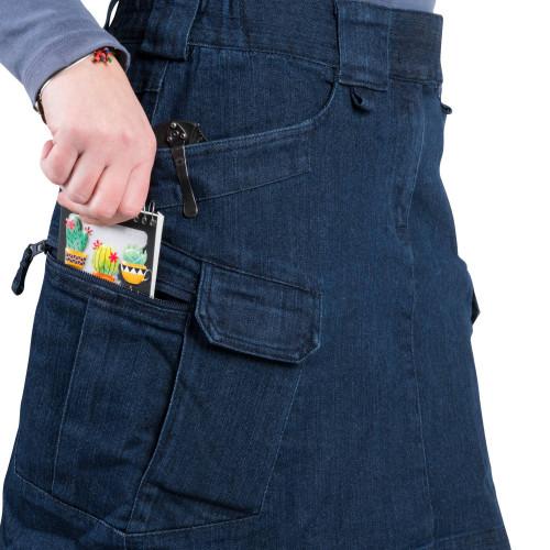 Spódnica UTL® (Urban Tactical Skirt®) - Denim Mid Detal 9